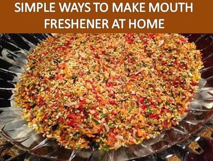 mouth freshner