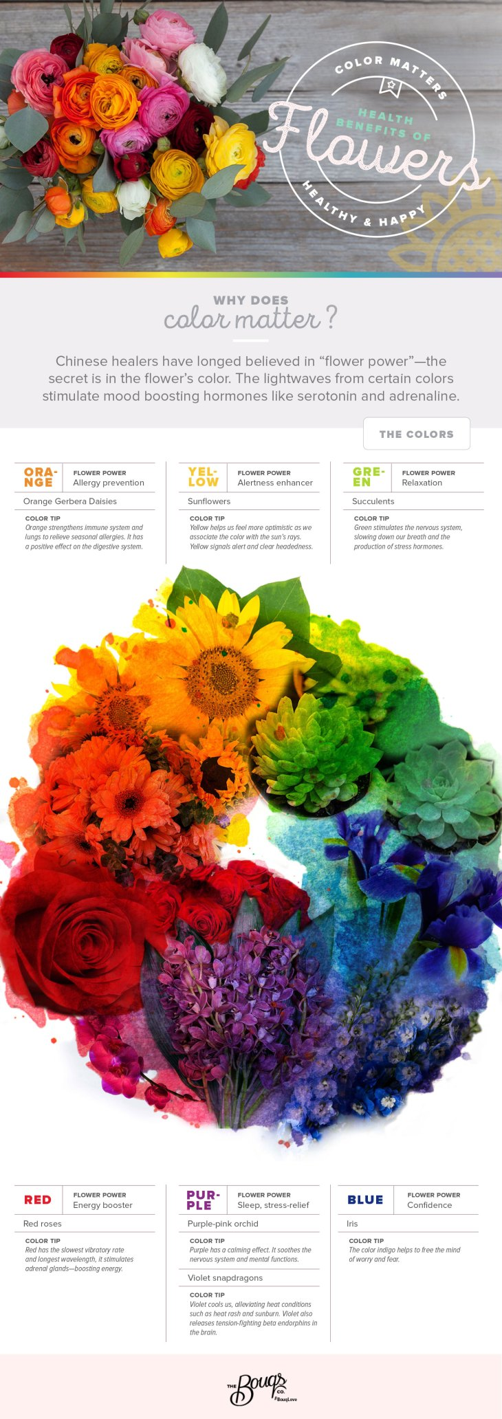The Bouqs _ Flower Power
