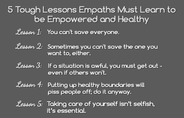 how to know if you are a Empath