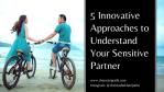 how to understand your sensitive partner